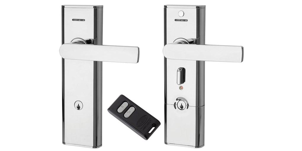 Lockwood Nexion Electronic Keyless Entry Lockset | Commercial Door ...