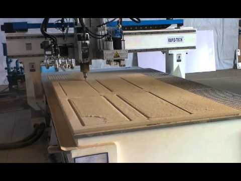 Cnc Machine For Mass Production Commercial Door Hardware