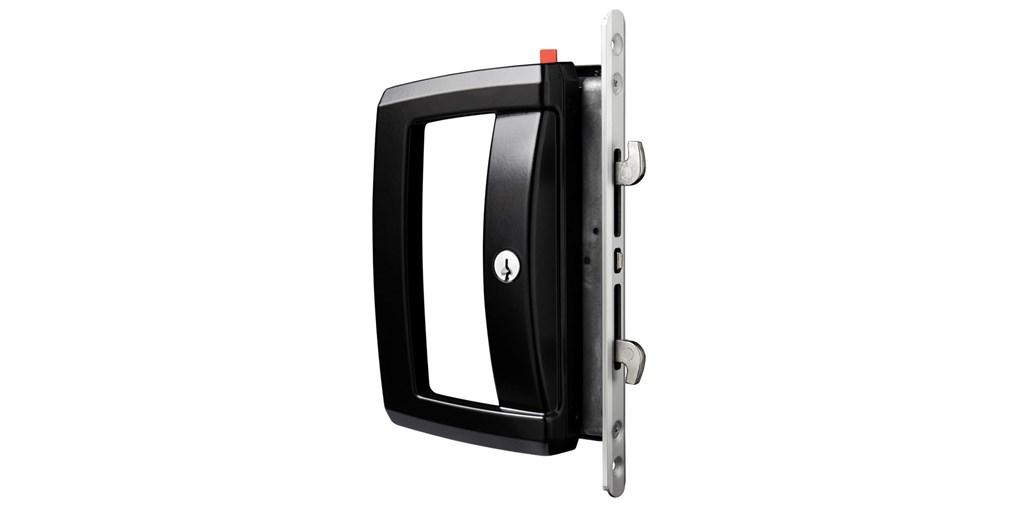 Lockwood Onyx Mortice Patio Sliding Door Lock Commercial